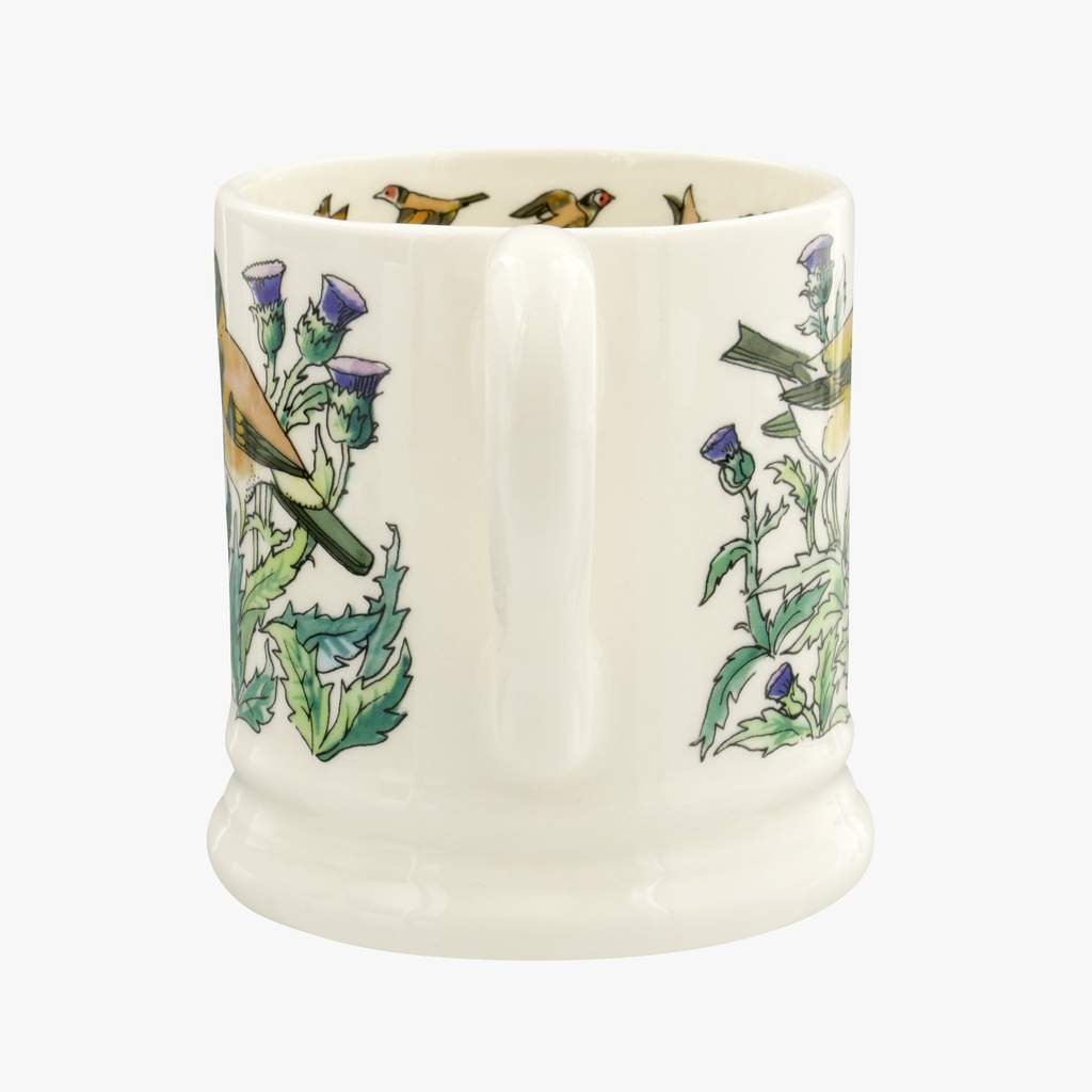 Goldfinches 1/2 Pint Mug