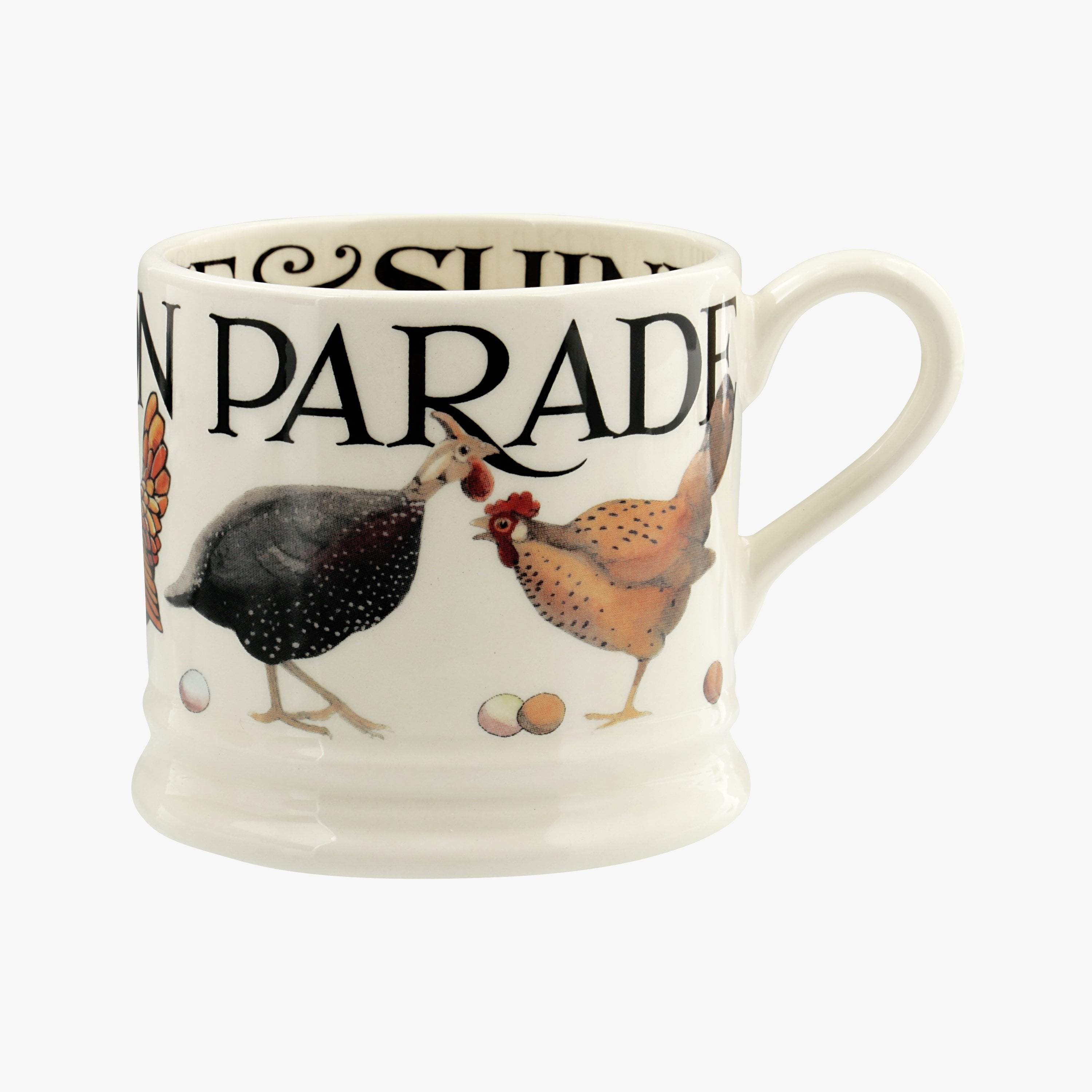 Rise and Shine Parade Small Mug