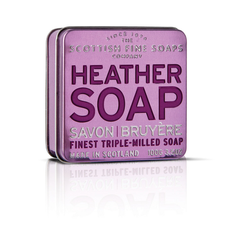 Soap In A Tin Heather