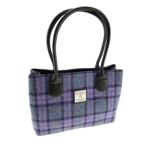 Glen Appin Harris Tweed Classic Bag