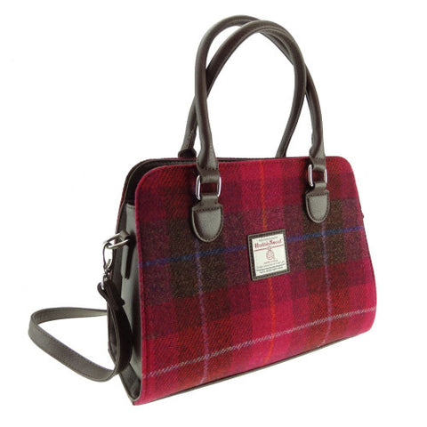 Glen Appin Harris Tweed Findhorn Purse