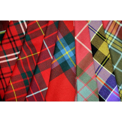 Tartan Ties Assorted