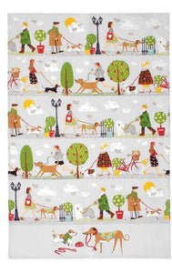 Ulster Weavers Tea Towel - Walkies