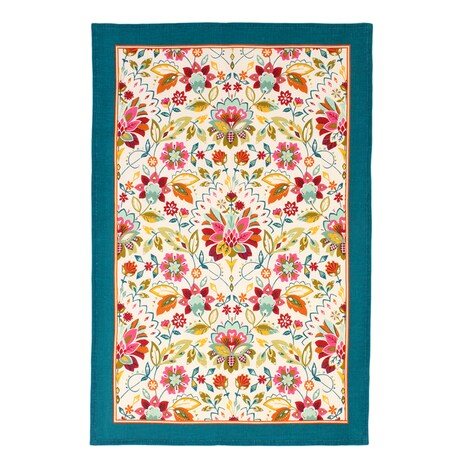 Ulster Weavers Linen Tea Towel - Bountiful Floral