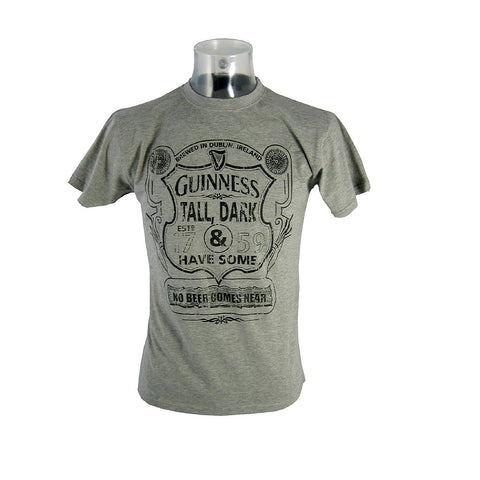 Guinness Grey T-Shirt