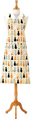 Ulster Weavers Apron - Cats