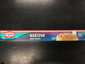 Dr. Oetker Marzipan Ready Rolled
