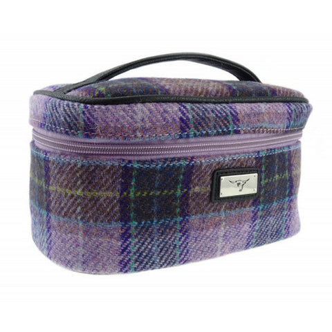 Harris Tweed Cosmetics Bag