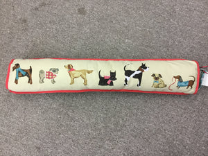 Ulster Weavers Draught Excluder Hound Dog