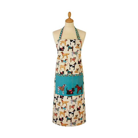 Ulster Weavers Apron - Hound Dog