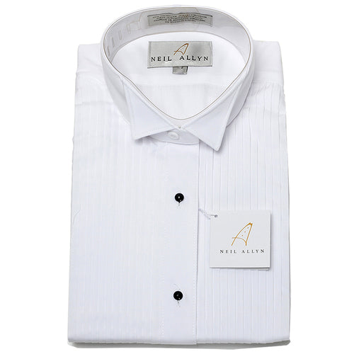 Neil Allyn Wing Tip Dress Shirt