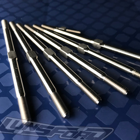3mm / 4mm / 4.5mm Titanium Turnbuckle Kit for TLR 8ight-XT / 8ight-XTe