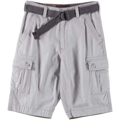WEAR FIRST Legacy Ripstop Cargo Short for Boys 8 / High Rise B48R9M685SM-3