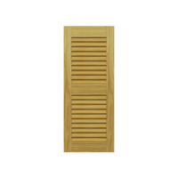 Louvered Shutter Sample