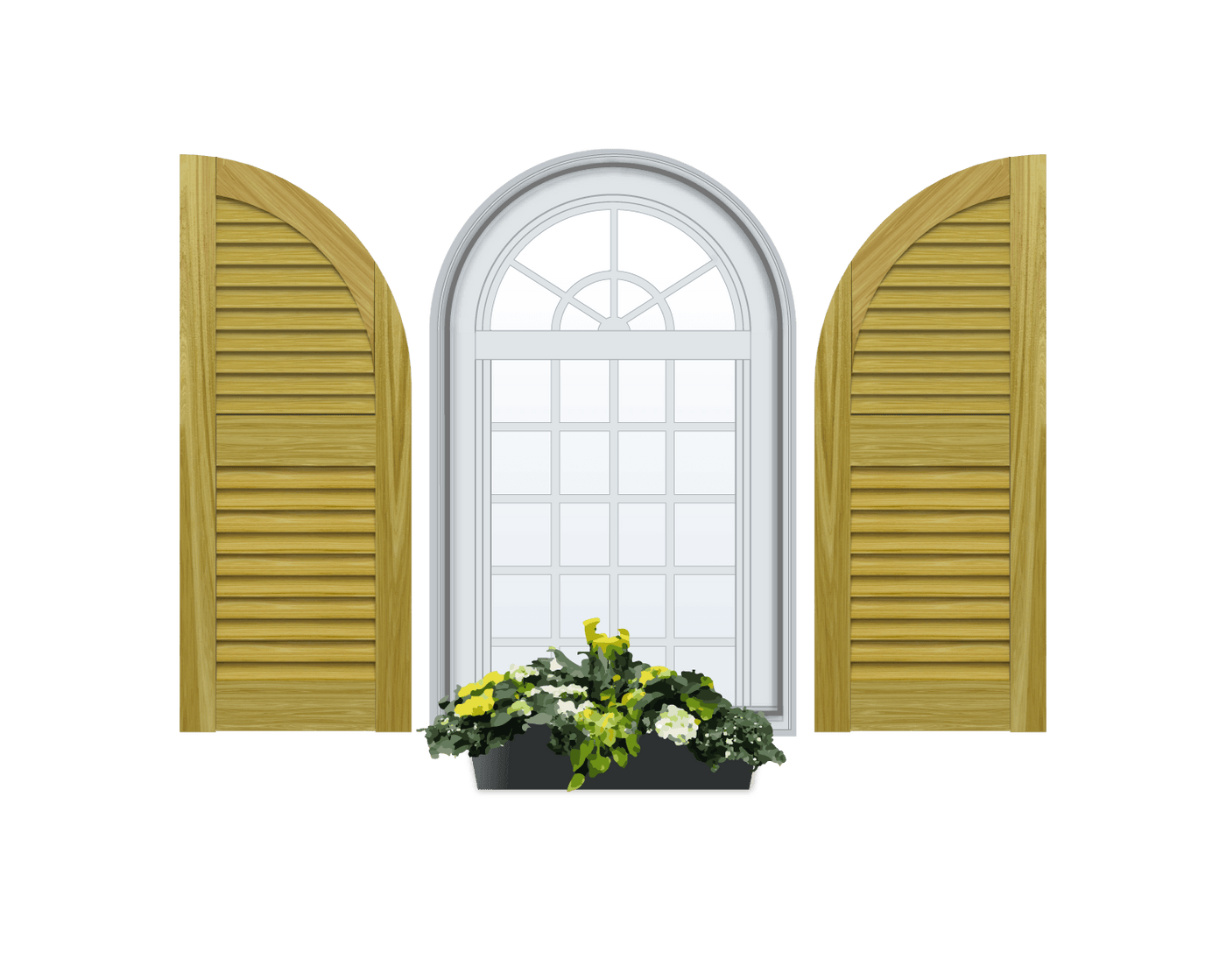 Monument Shutters