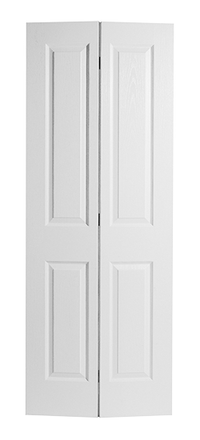 Smooth Carrara Molded Bifold Door (Primed)