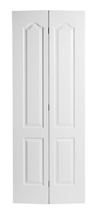 Cremona Molded Bifold Door (Primed)