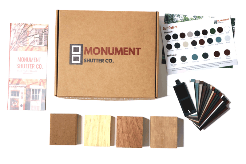 Material Sample & Color Swatch Kit