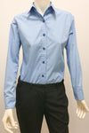 Women's Blue Blouse