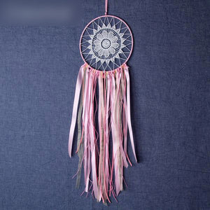 Pink Dream Catcher