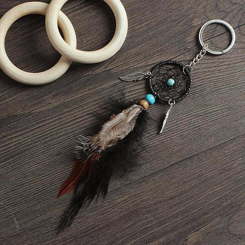 Dream Catcher Keychain