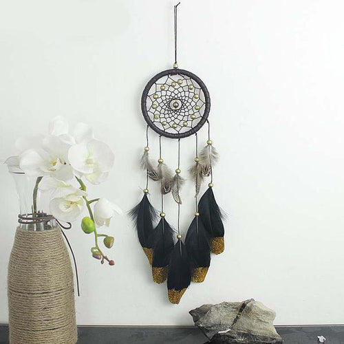 Black Dream Catcher 50cm
