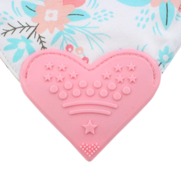Reversible Teething Bibs in Boho (2 Pack)