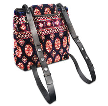 Knotty Backpack, Genuine Carpet Bag