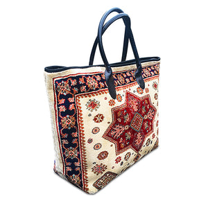 Sahara Voyager Genuine Carpet Bag