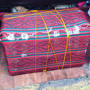 INADAN : Tuareg Leather Chest