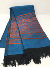 Handwoven Manjack Shawl from the last Weavers of the West