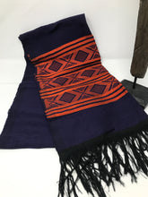 Handwoven Manjack Scarf from the last Weavers of the West