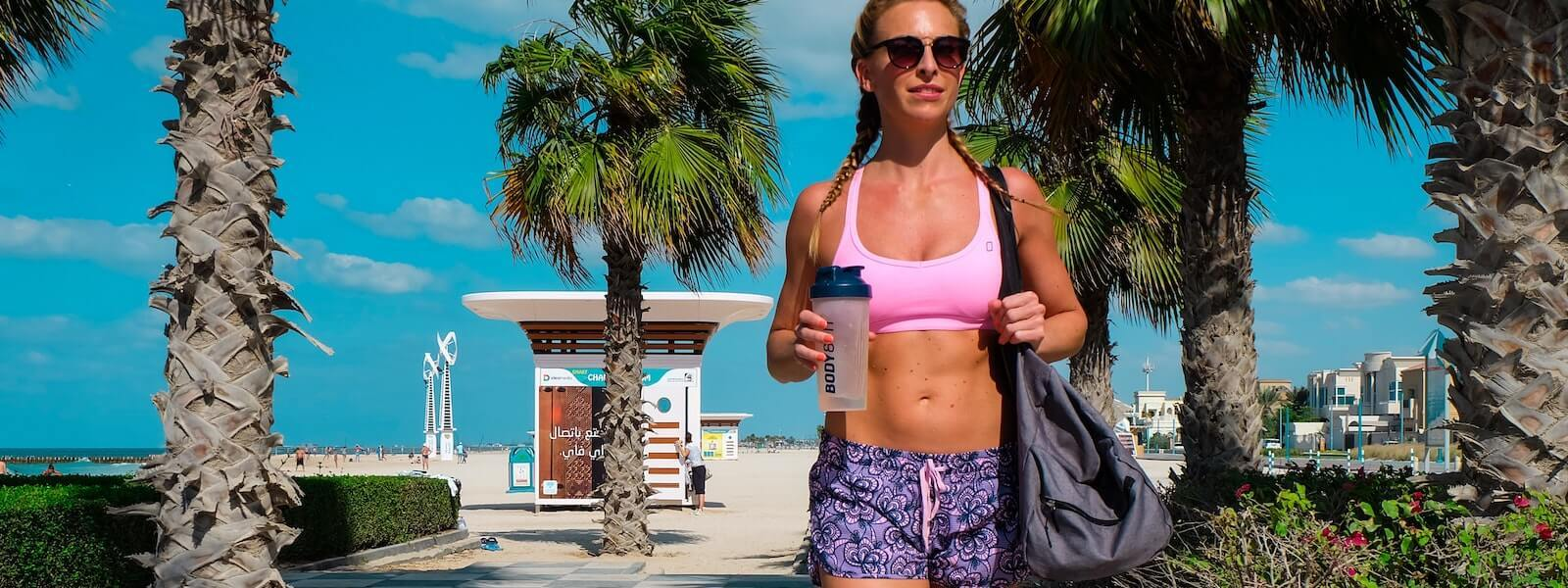 5 Things You Need in Your Gym Bag Blog Post