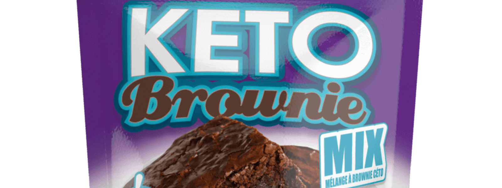 Now Available ANS Performance Keto Brownie Mix Supplements Canada