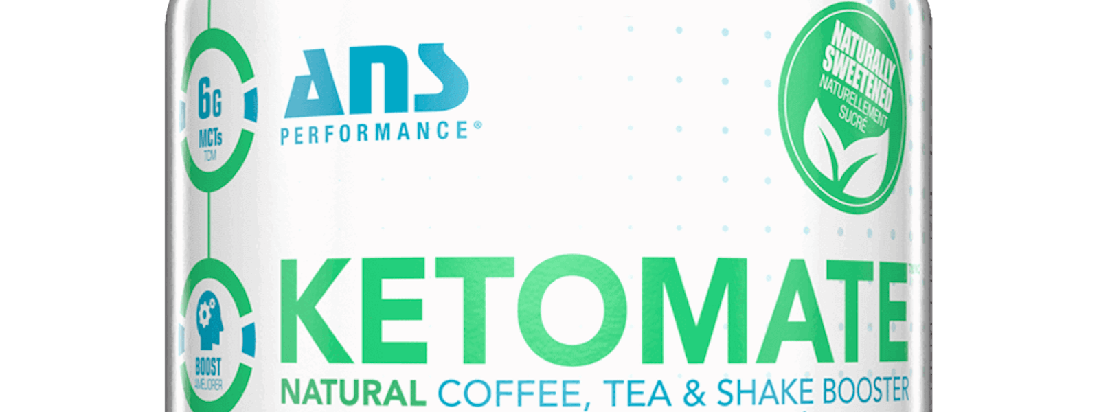 Now Available ANS Performance KetoMate Natural Keto Diet Supplements Canada