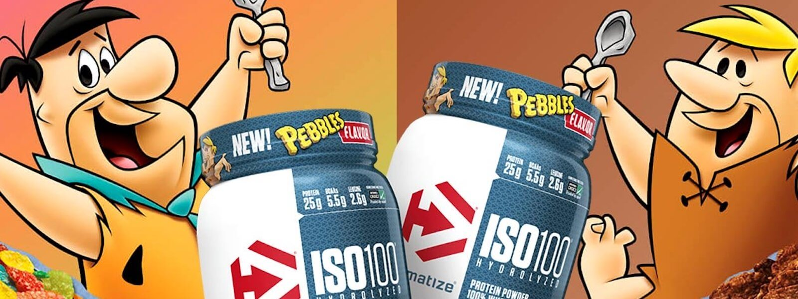 Dymatize Iso-100 Cocoa Pebbles and Fruity Pebbles Now Available at Supplement Superstore Canada