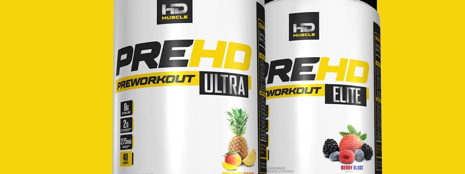 HD Muscle Supplements Canada