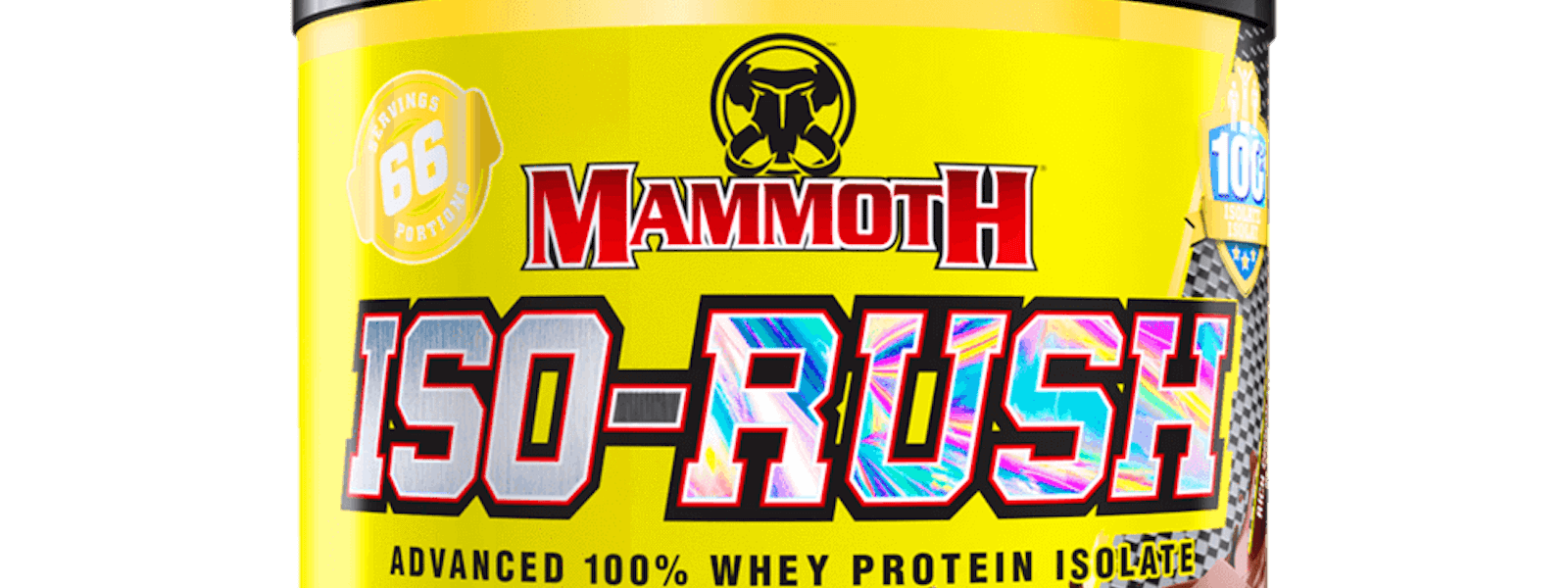 Now Available Mammoth Iso-Rush