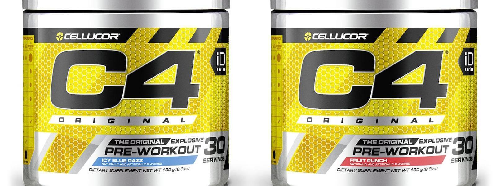 Our Favorite Pre-Workout Supplement Cellucor C4 Supplements Canada