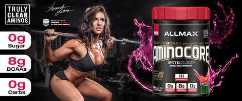 AminoCore by Allmax BCAA at Supplement Superstore Canada