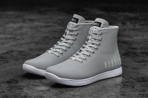 High top shoes for the gym