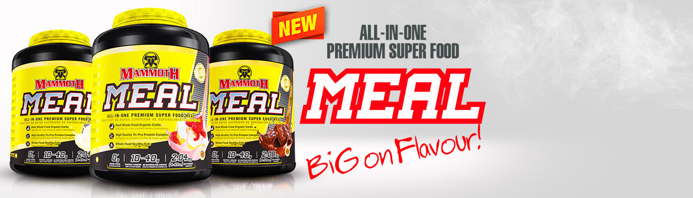 Mammoth Meal Replacement at Supplement Superstore Canada