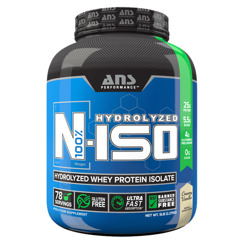 N-Iso ANS Protein Supplement Superstore