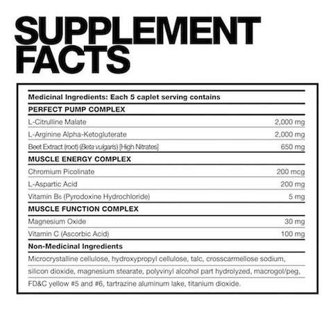 X Frame by Fusion Bodybuilding Muscle Pre Workout Pump Stimulant Free at Supplement Superstore Canada
