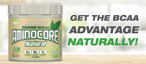 Allmax AminoCore Natural BCAA at Supplement Superstore Canada