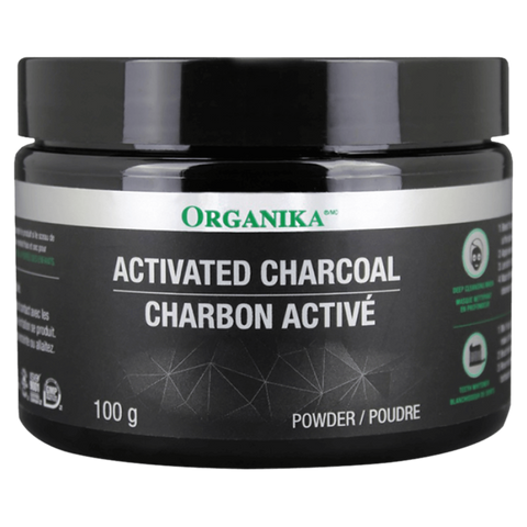 Activated Charcoal Organic Skin Health Supplement Superstore