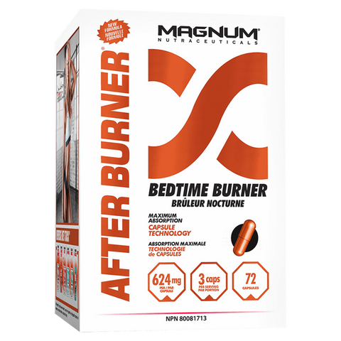 After Burner Magnum Nutraceuticals Night Time Weight Loss Supplement Superstore