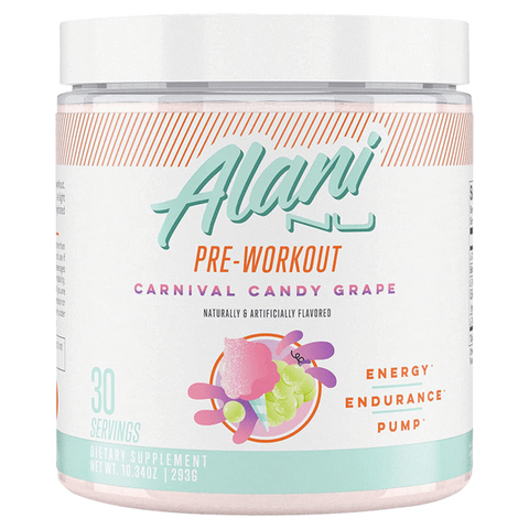 Alani Pre-Workout Balanced and Perfected for woman Supplement Superstore