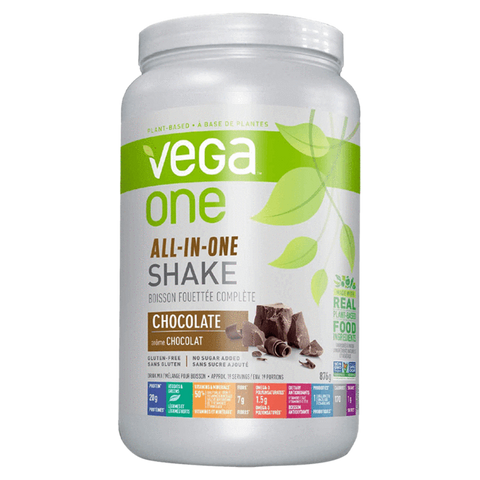 Vega One All-In-One Shake Plant Based Protein Powder Vegan Supplement Superstore