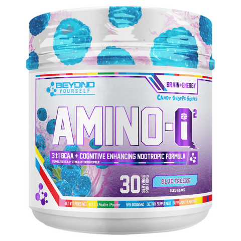 Beyond Yourself Amino IQ BCAA Supplement Superstore